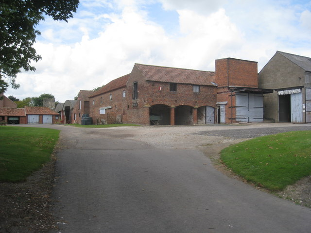 Farmyard in Wetwang