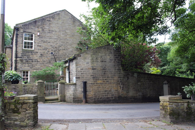 'Greenhill Gate', Sty Lane