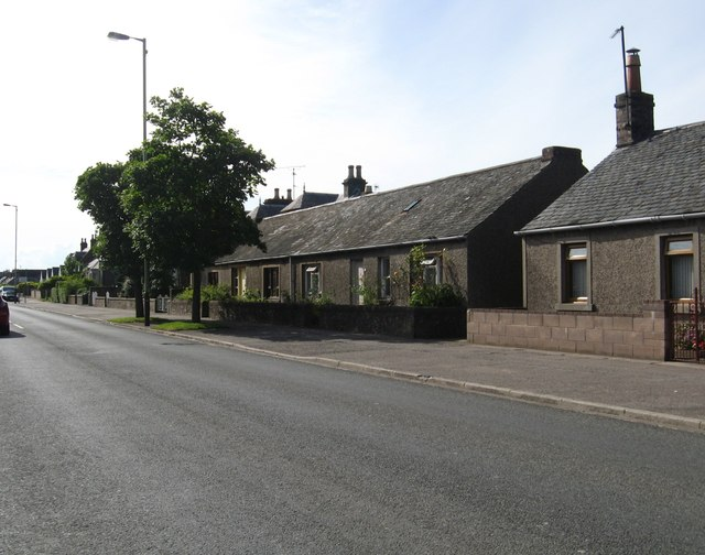 Cottages in Carnoustie