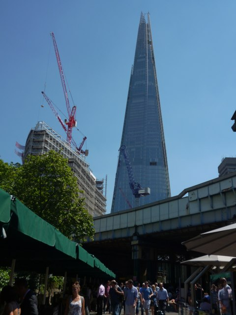 The Shard at London Bridge SE1