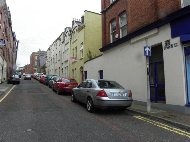 Hawkin Street, Derry / Londonderry