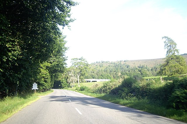 B9119 approach to Altdargue