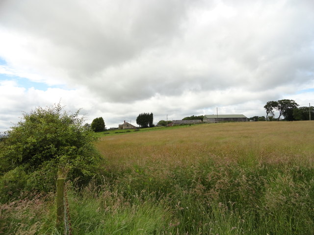 View of Maiden Hall Farm
