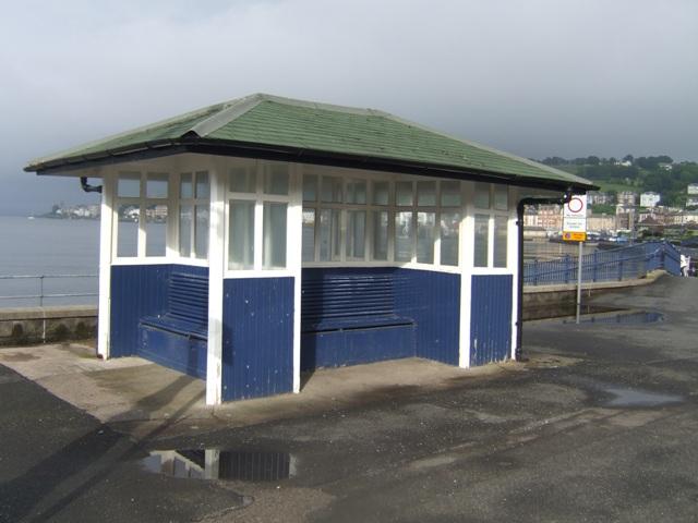 Promenade Shelter
