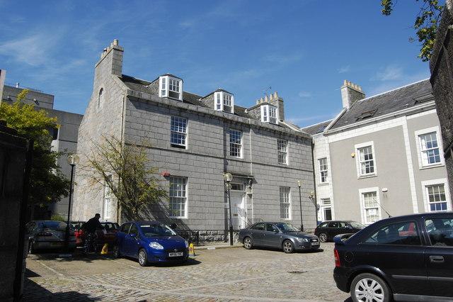 Migvie House, North Silver Street, Aberdeen