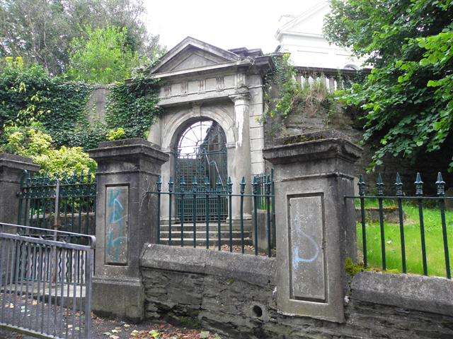 Gate entrance, Derry / Londonderry