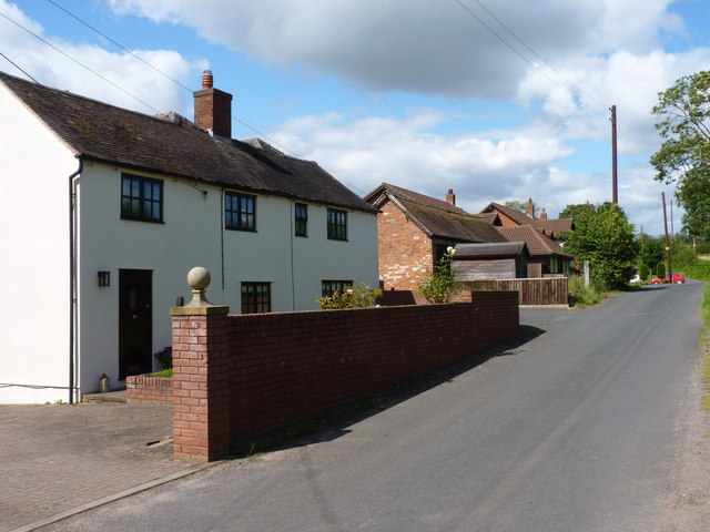 Church Lane, Moreton