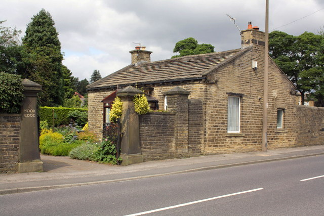'Moor Edge Cottage', Warren Lane