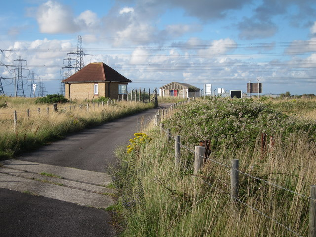 Restricted byway in Lydd Ranges