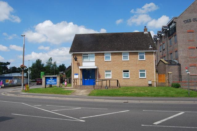 Midhurst Police Station