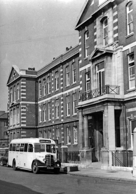 Chelsea Hospital for Women, Dovehouse Street