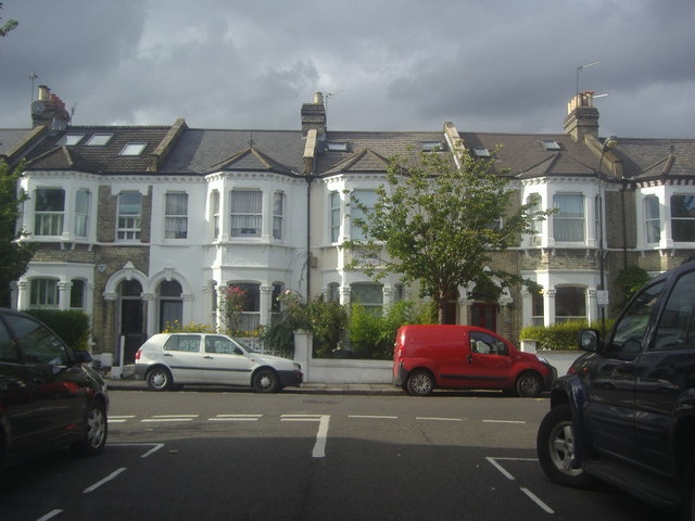 Ethelden Road at the junction of Ingersoll Road