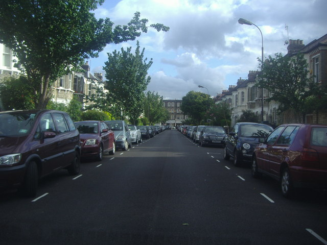Arminger Road, Shepherd's Bush