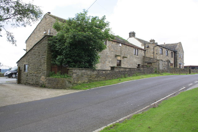 Higher Heights Farm, Heights Lane