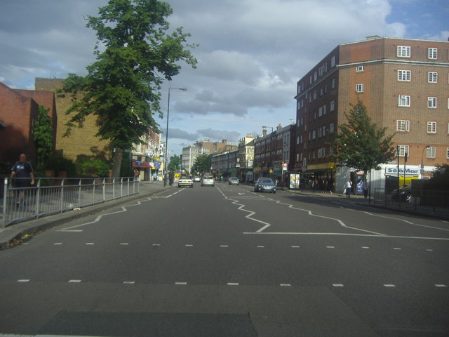 Uxbridge Road, Shepherd's Bush