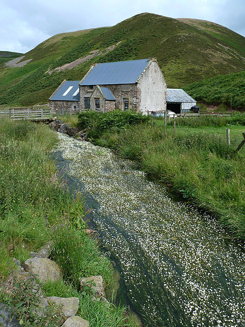 The Heatherhope Burn