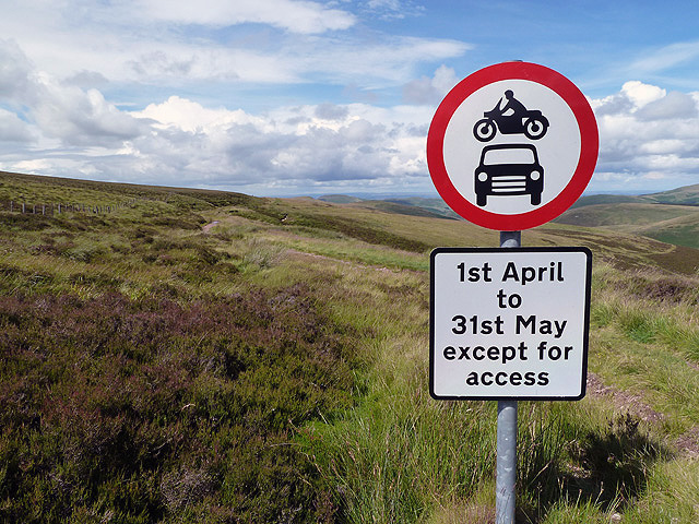 A sign in the Cheviot Hills