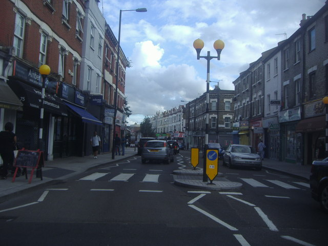 Askew Road, Shepherd's Bush