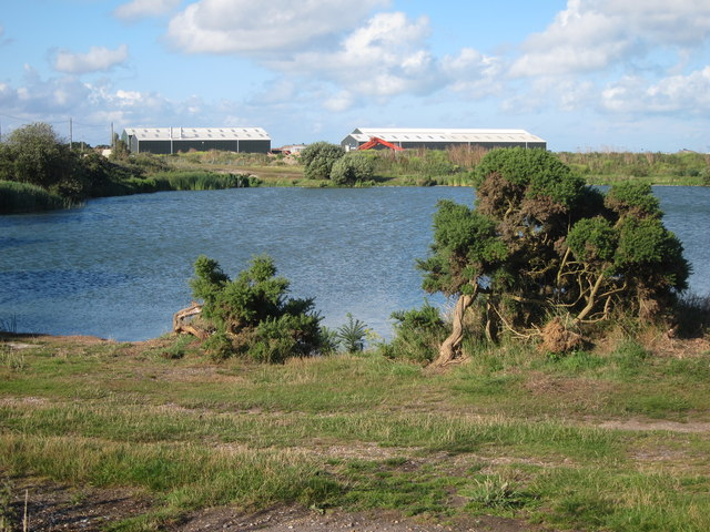 Lydd Watersports Lake