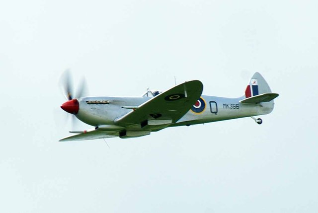 Spitfire MK356