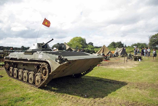 BMP1 (PT90) Armoured Fighting Vehicle