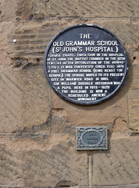 Photo of Black plaque № 42736