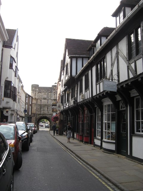 York - High Petergate