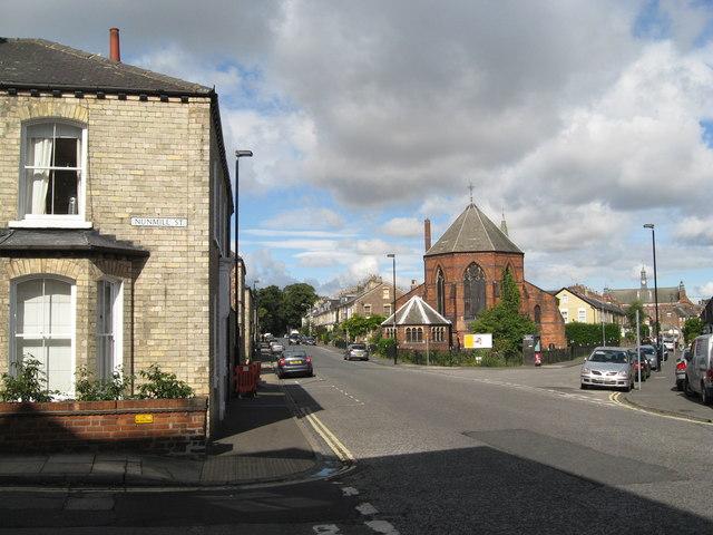 York - Scarcroft Road