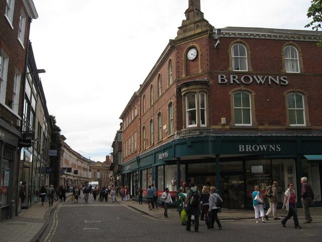 York - Davygate