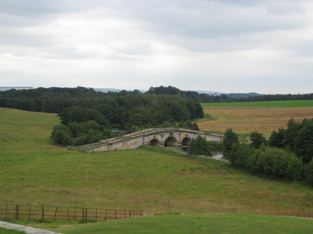 Castle Howard - New River Bridge