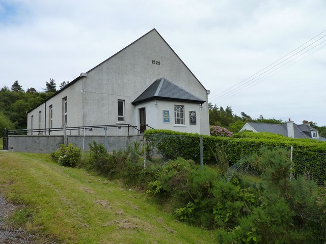 Raasay Free Presbyterian Church