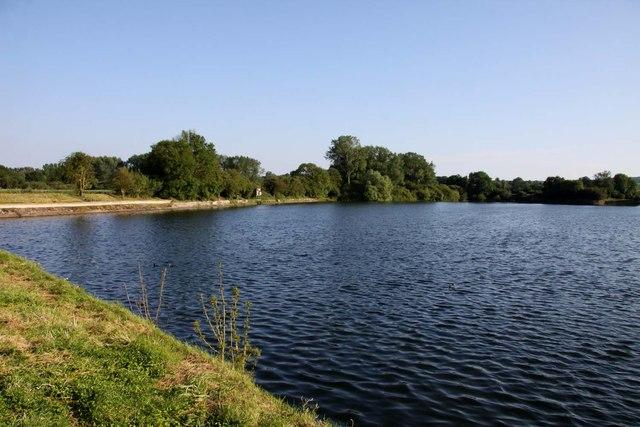 Startopsend Reservoir