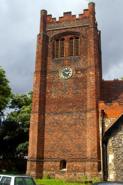 Tower of St Mary Elms
