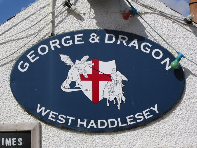 The George & Dragon West Haddlesey