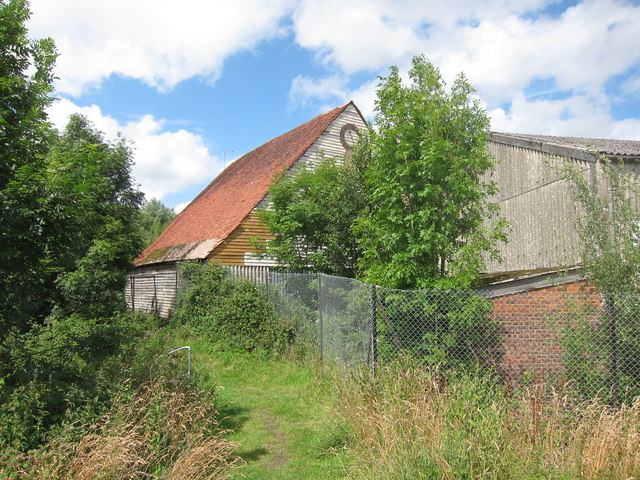 Mill Farm Oast, Northbridge Street, Robertsbridge