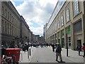 NZ2464 : Clayton Street, Newcastle upon Tyne by Graham Robson