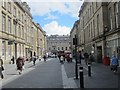 NZ2464 : Nelson Street, Newcastle upon Tyne by Graham Robson