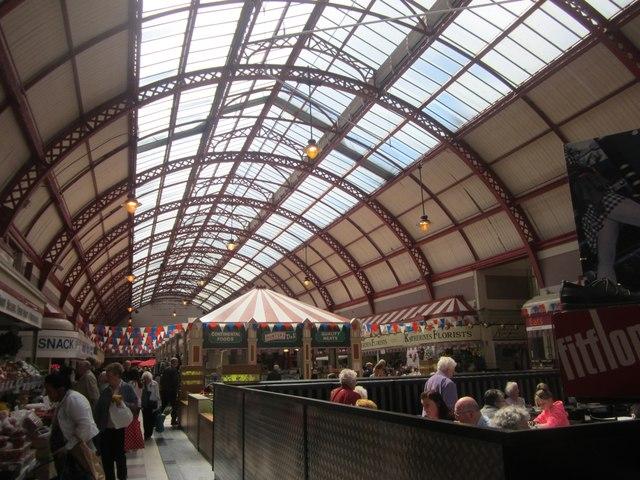 Inside The Grainger Market Newcastle 169 Graham Robson