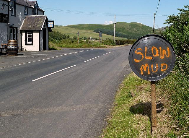 Slow mud