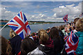 SU9377 : Cheering on Team GB by Stephen McKay