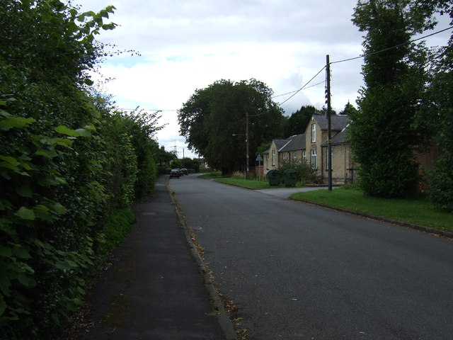 Main Street, Lockington