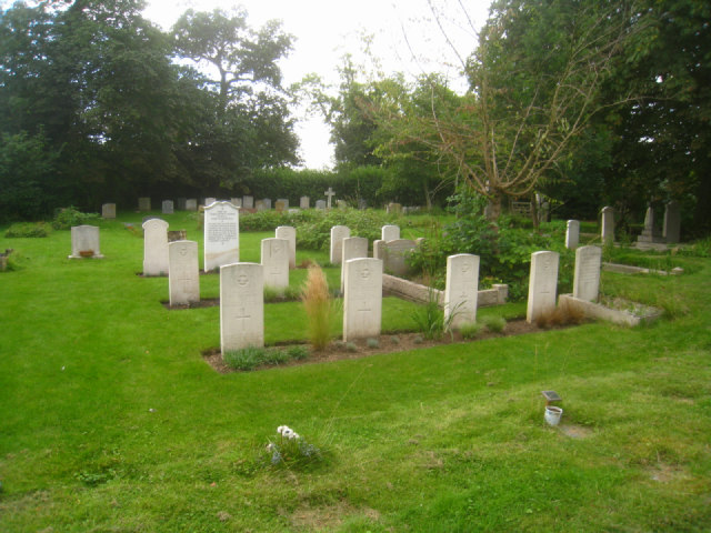 War graves - Whittlesford