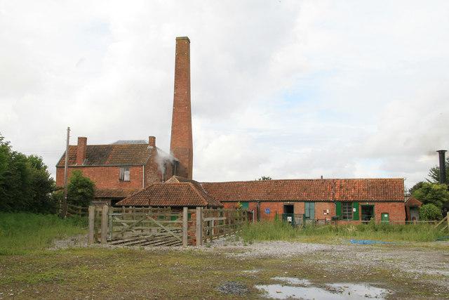 Westonzoyland Pumping Station