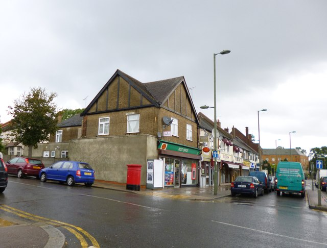 Friern barnet post office mike faherty cc by sa 2 0 geograph britain and ireland - Great britain post office ...