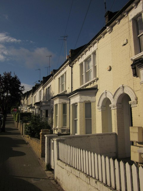 Ebner Street, Wandsworth