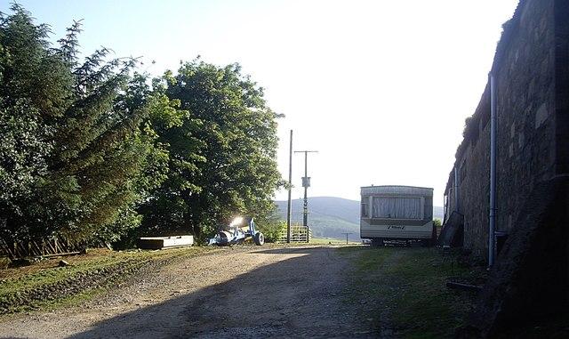 A Willerby Caravan