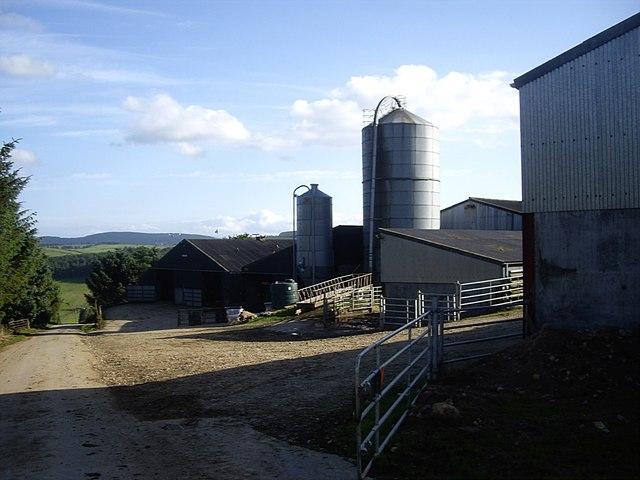 Balchimmy farmyard
