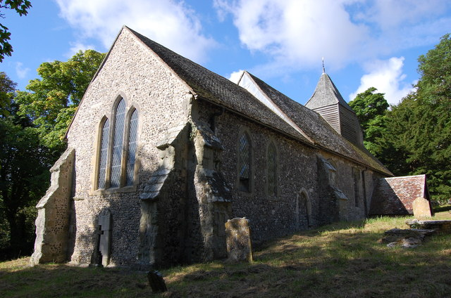 St Peter's church, Folkington