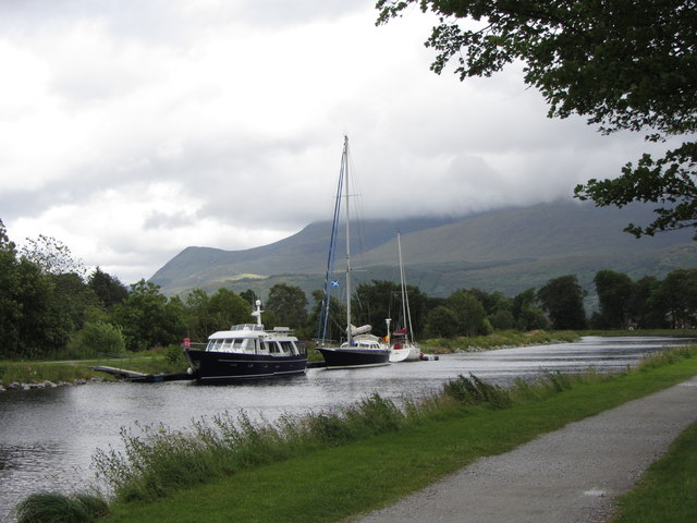 Caledonian Canal near Corpach