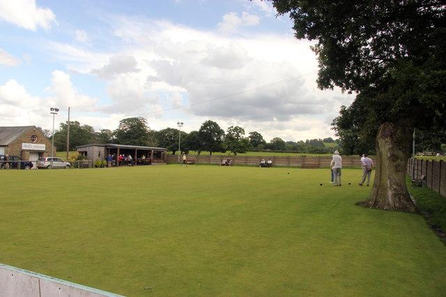 Lyme Green Bowling Club